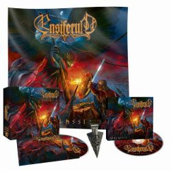 ENSIFERUM: Thalassic (2CD + zászló, medál, box)