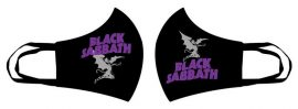 BLACK SABBATH - Logo (maszk)