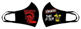 EXPLOITED - Punks Not Dead (maszk)