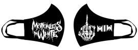 MOTIONLESS IN WHITE - Finger (maszk)