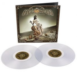 HELLOWEEN: Unarmed (2LP, 2020 remaster, clear vinyl)