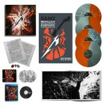 METALLICA: S&M2 (4LP color, 2CD, Blu-ray, box, ltd)