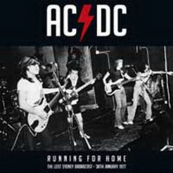 AC/DC: Running For Home 30.01.1977. Sydney Broadcast (2LP)