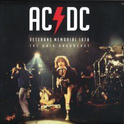 AC/DC: Veterans Memorial 1978 Ohio Broadcast (LP)