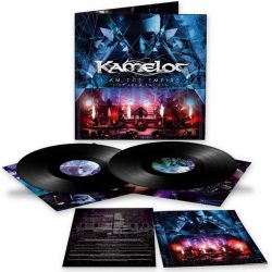 KAMELOT: I Am The Empire - Live From The O3 (2LP+DVD)
