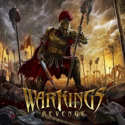 WARKINGS: Revenge (LP, red)