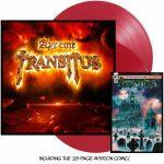 AYREON: Transitus (2LP, red, 180gr + comic book)