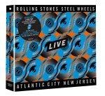 ROLLING STONES: Steel Wheels Live (Blu-ray+2CD)