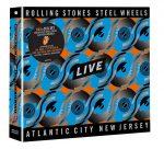 ROLLING STONES: Steel Wheels Live (DVD+2CD)