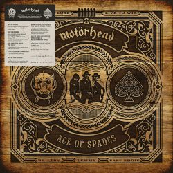 "MOTORHEAD: Ace Of Spades 40th Anniversary (7LP+10""+DVD, box)"