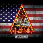 DEF LEPPARD: Hits Vegas (2CD+Blu-ray)