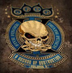 FIVE FINGER DEATH PUNCH: A Decade Of Destruction Vol.2. (CD)