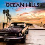 OCEAN HILLS: Santa Monica (CD, digipack)