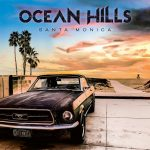OCEAN HILLS: Santa Monica (LP, blue)