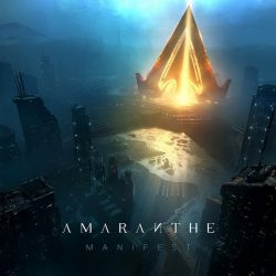 AMARANTHE: Manifest (CD)