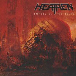 HEATHEN: Empire Of The Blind (CD)