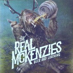 REAL MCKENZIES: Beer And Loathing (LP)
