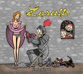 ZORALL: Fémforgácsok (CD)