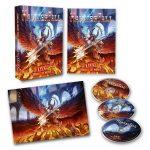HAMMERFALL: Live Against The World (Blu-ray+2CD)