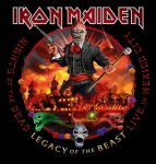 IRON MAIDEN: Nights Of The Dead - Live In Mexico City (3LP, 180 gr)