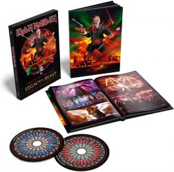 IRON MAIDEN: Nights Of The Dead - Live In Mexico City (2CD, Deluxe Edition)