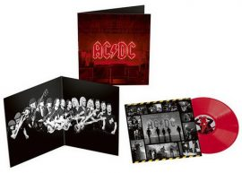 AC/DC: Power Up (LP, opaque red)
