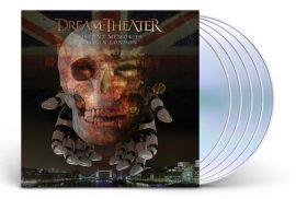 DREAM THEATER: Distant Memories (2DVD+3CD)