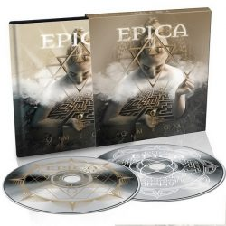 EPICA: Omega (2CD, mediabook, ltd.)