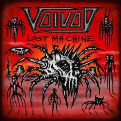 VOIVOD: Lost Machine - Live (CD, ltd)
