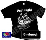 ONSLAUGHT: Power From Hell (póló)