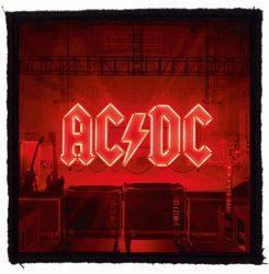 AC/DC: Power Up (95x95) (felvarró)