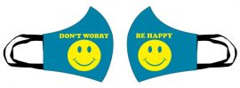 SMILEY - Don't Worry, Be Happy (maszk)