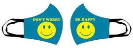 SMILEY - Don't Worry, Be Happy (maszk)