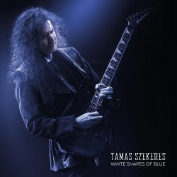 SZEKERES TAMÁS: White Shape Of Blue (LP)