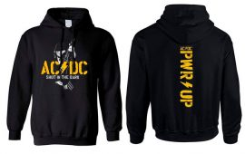 AC/DC: Shot In The Dark (kapucnis pulóver, bebújós)
