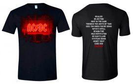 AC/DC: PWR Stage (póló)
