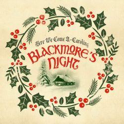 BLACKMORE'S NIGHT: 'Here We Come A-Caroling (CD, 4 tracks)