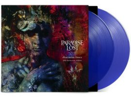 PARADISE LOST: Draconian Times - 25th Anniversary (2LP, transparent blue, 180 gr)