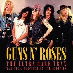 GUNS N' ROSES: The Ultra Rare Trax (2LP)
