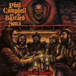 PHIL CAMPBELL AND THE BASTARD SONS: We're The Bastards (CD)