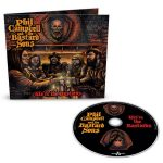 PHIL CAMPBELL AND THE BASTARD SONS: We're The Bastards (CD, digipack)