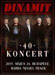 DINAMIT: 40 Koncert (DVD+2CD box)