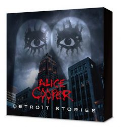 ALICE COOPER: Detroit Stories (CD + Blu-ray + T-shirt, box)