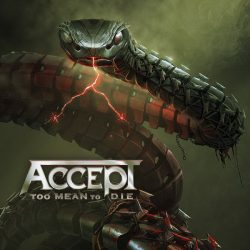 ACCEPT: Too Mean To Die (CD)