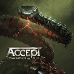 ACCEPT: Too Mean To Die (2LP+CD)