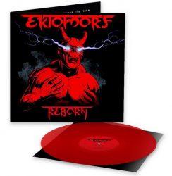 EKTOMORF: Reborn (LP, red)