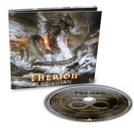 THERION: Leviathan (CD, +5 bonus, digipack, +patch)