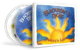 BLACKMORE'S NIGHT: Nature's Light (2CD, mediabook. ltd.)