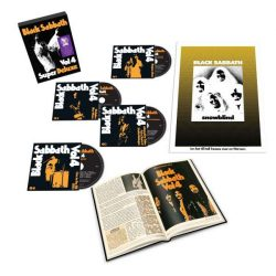 BLACK SABBATH: Vol.4. (4CD, Deluxe Edition, remastered)