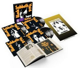 BLACK SABBATH: Vol.4. (5LP, Deluxe Edition, remastered)
